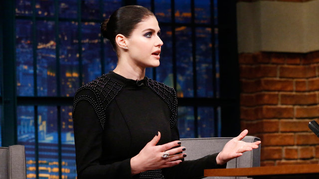 Alexandra Daddario Auditioned for Baywatch with Zac Efron in a Swimsuit