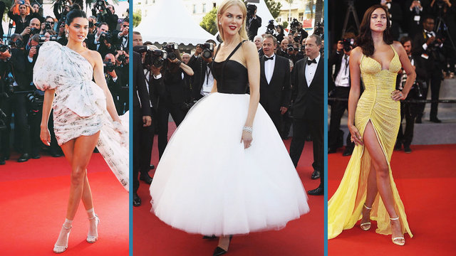 Cannes 2017 Style: Top Looks From Kendall Jenner, Nicole Kidman & More