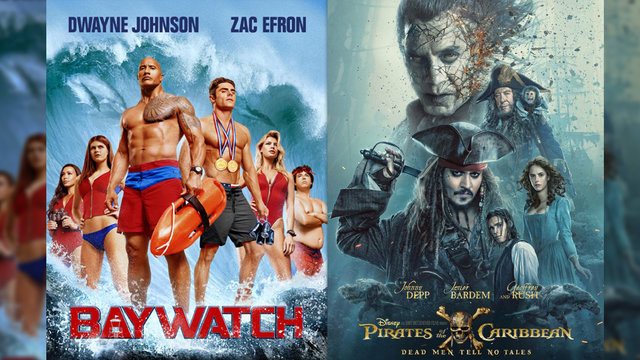 'Baywatch' & 'Pirates of the Caribbean: Dead Men Tell No Tales': See It Or Skip It? (MovieMantz Minute)