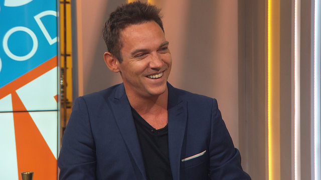 Jonathan Rhys Meyers Talks Fatherhood & Facing Off With Antonio Banderas In New Role
