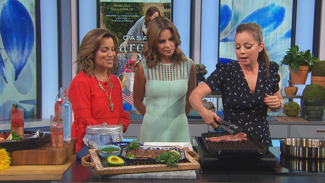 Marcela Valladolid's Memorial Day Cookout Recipes