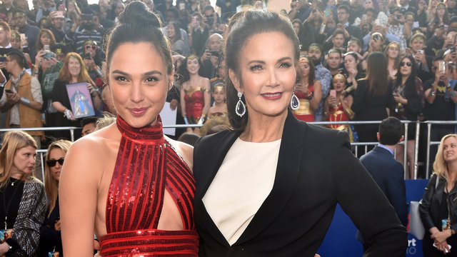 'Wonder Woman': Lynda Carter Tells Gal Gadot 'Get Ready For A Fantastic Ride'