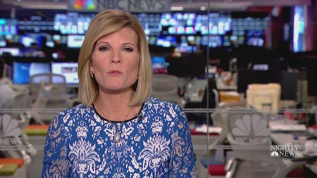 NBC Nightly News, May 28, 2017