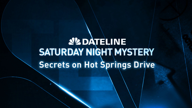 Secrets on Hot Springs Drive