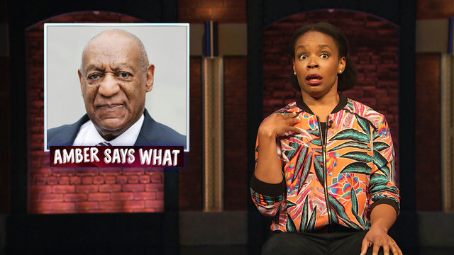 Amber Says What: Bill Cosby Mistrial, Beyoncé and Jay Z Have Twins