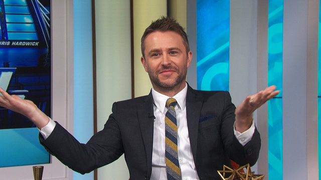 Chris Hardwick On Hosting 'The Wall' & Working For LeBron James