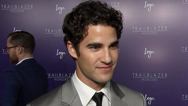 Darren Criss On Why He Posted That Nearly Nude Selfie