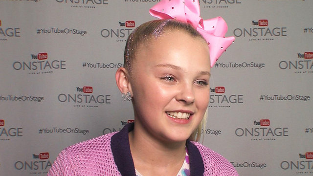 JoJo Siwa On Chloe Lukasiak's Return To 'Dance Moms' & If New Music Is On The Way