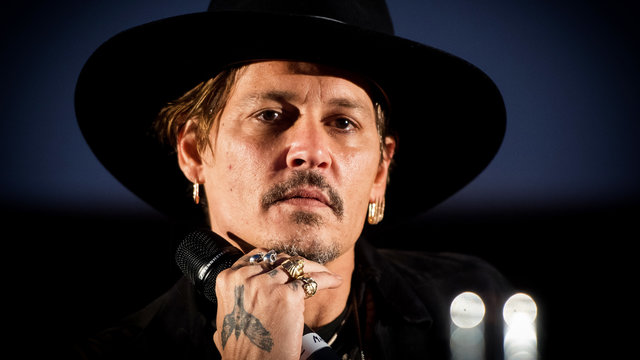 Johnny Depp Apologizes For Trump Assassination Comment: It Was A 'Bad Joke'