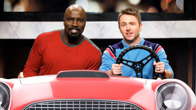HGN Welcomes Chris Hardwick