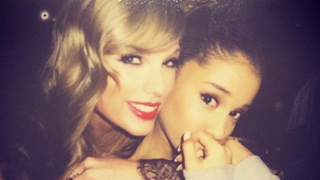 Ariana Grande's Famous Friends