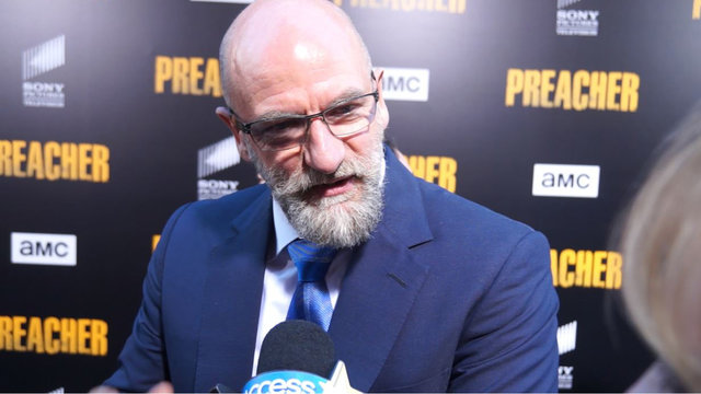 'Preacher': Graham McTavish On Playing The Saint Of Killers