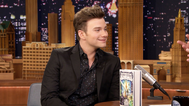 Chris Colfer on Writing and Directing a Land of Stories Series Film