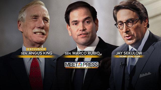 Meet the Press - June 18, 2017