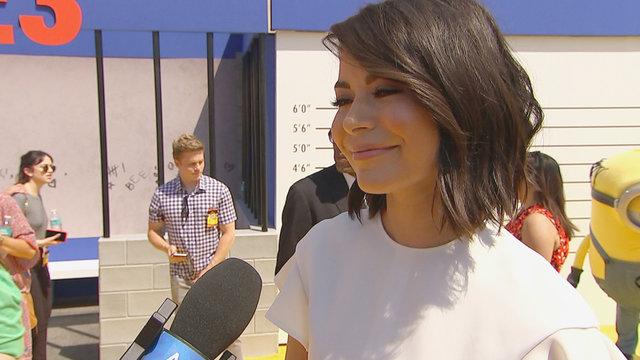 Miranda Cosgrove On 'Despicable Me 3': 'It's So Much Fun!'