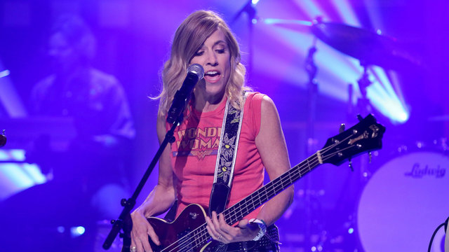 Sheryl Crow: Halfway There