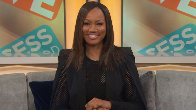 Garcelle Beauvais On 'Spider-Man: Homecoming': 'What A Ride To Be On!'