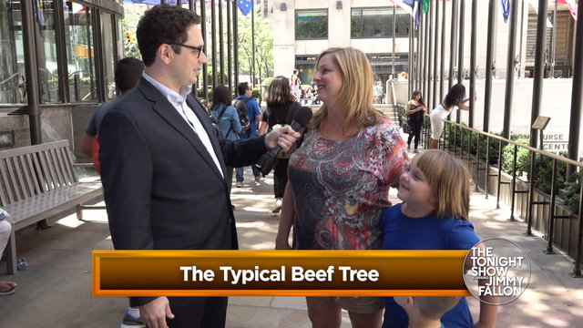 The Typical Beef Tree (Despicable Me 3)