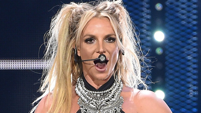 Britney Spears Slams Lip Sync Rumors