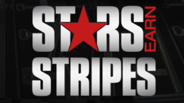 Stars Earn Stripes