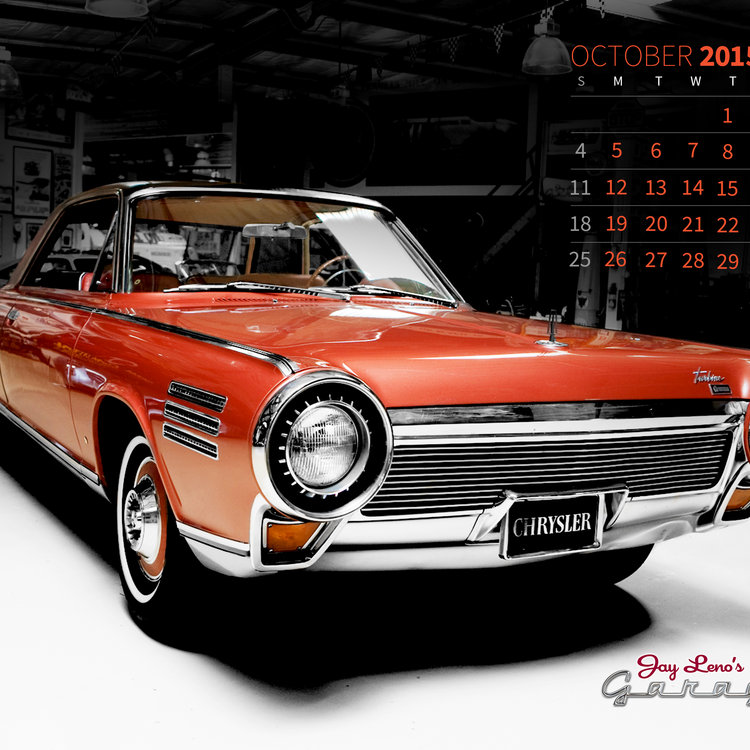 Cars Collector Garages: Jay Leno's Garage: Photo Galleries