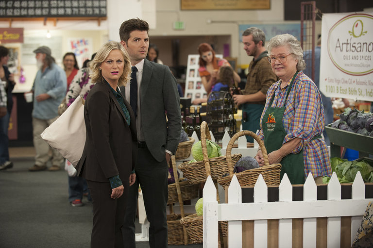 "Photo from the episode ""Farmers Market"""