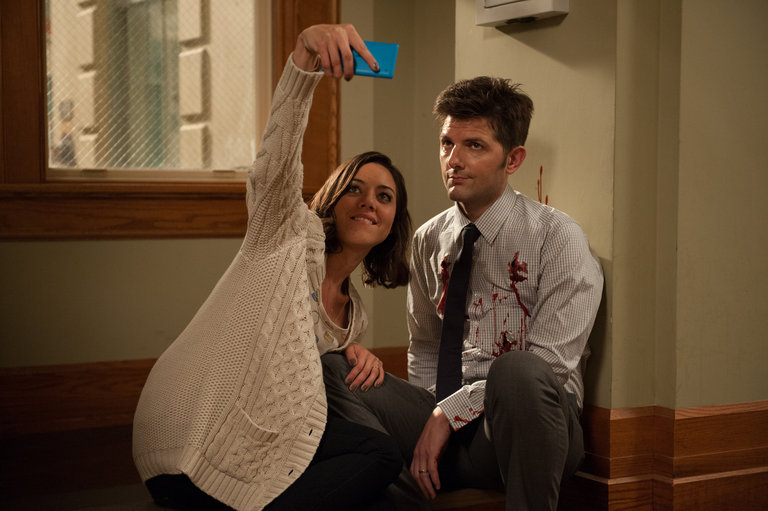 """Photo from the episode """"New Beginnings"""""""