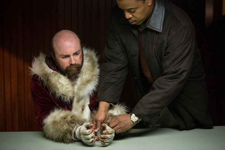 """Photo from the episode """"12 Days of Krampus"""""""