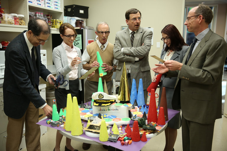 """Photo from the episode """"The Cones of Dunshire"""""""