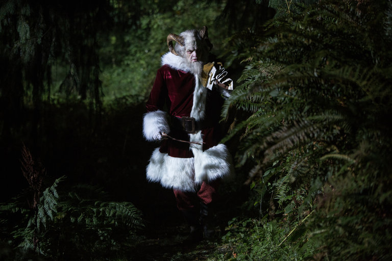 "Photo from the episode ""12 Days of Krampus"""
