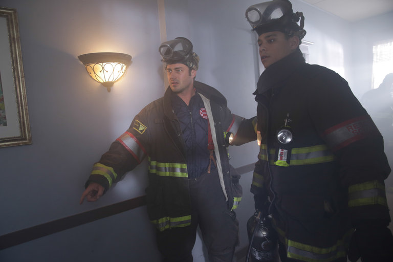 "Photo from the episode ""Tonight's The Night"""