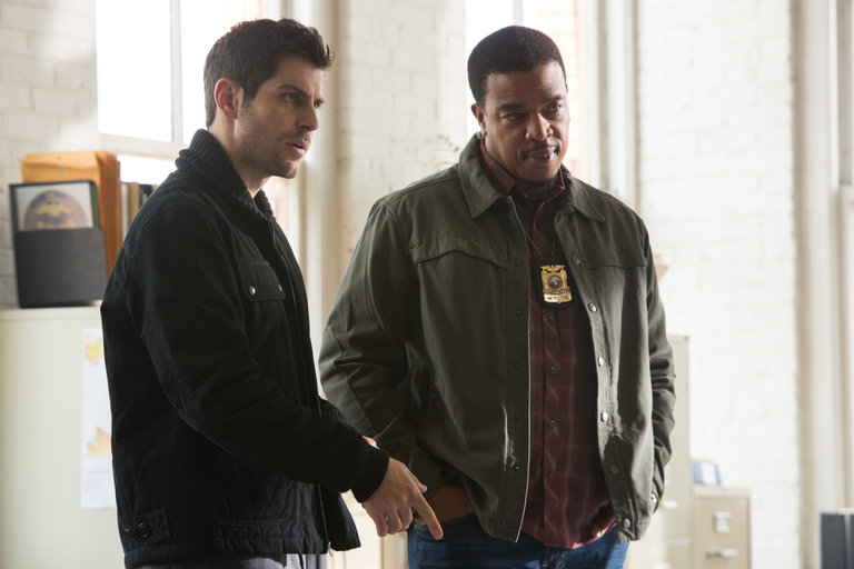 "Photo from the episode ""Cold Blooded"""