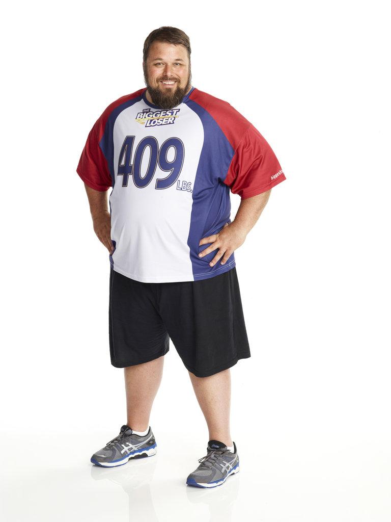 THE BIGGEST LOSER -- Season 15 -- Pictured: David Brown