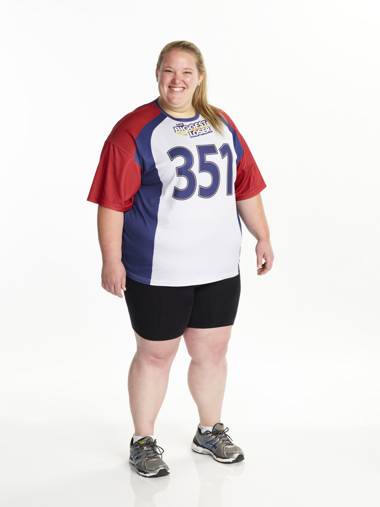 THE BIGGEST LOSER -- Season 15 -- Pictured: Holley Mangold