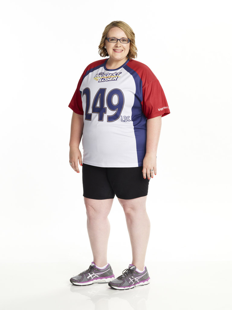 THE BIGGEST LOSER -- Season 15 -- Pictured: Marie Pearl