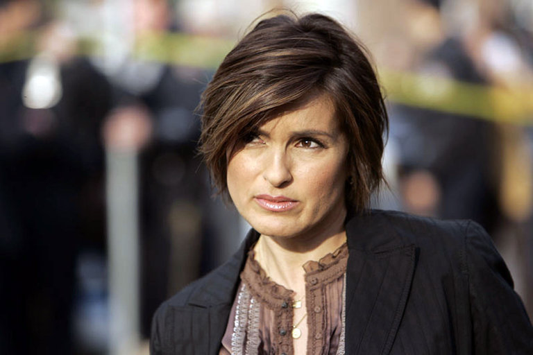 "LAW & ORDER: SPECIAL VICTIMS UNIT -- ""Cold"" Episode 919 -- Pictured: Mariska Hargita as Det. Olivia Benson -- NBC Photo: Will Hart"