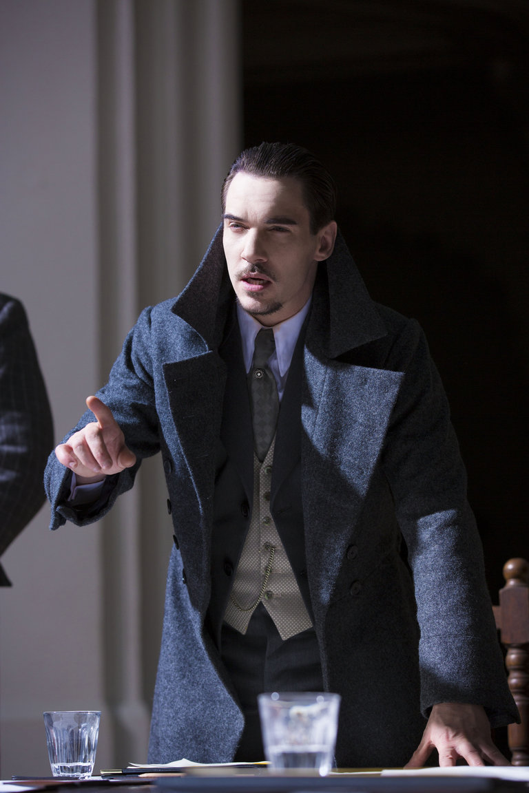 Pictured: Jonathan Rhys Meyers as Alexander Grayson -- (Photo by: Jonathon Hession/NBC)