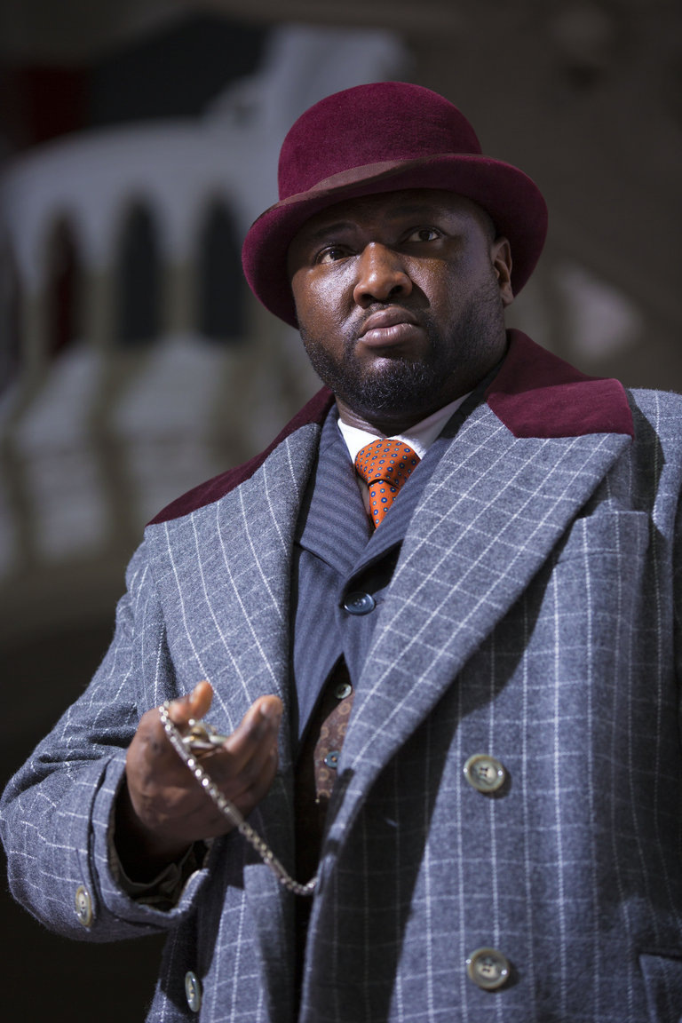 Pictured: Nonso Anozie as R.M. Renfield -- (Photo by: Jonathon Hession/NBC)