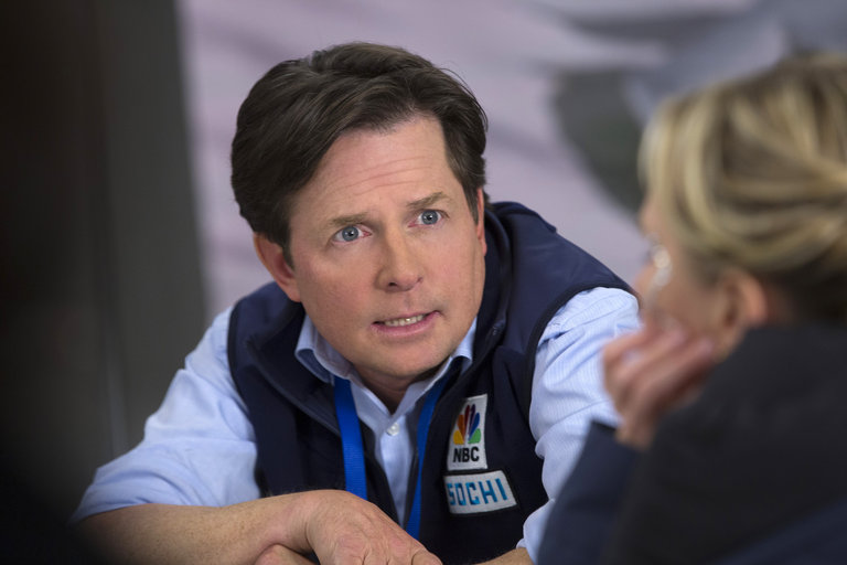 Pictured: Michael J. Fox as Mike Henry -- (Photo by: Eric Liebowitz/NBC)