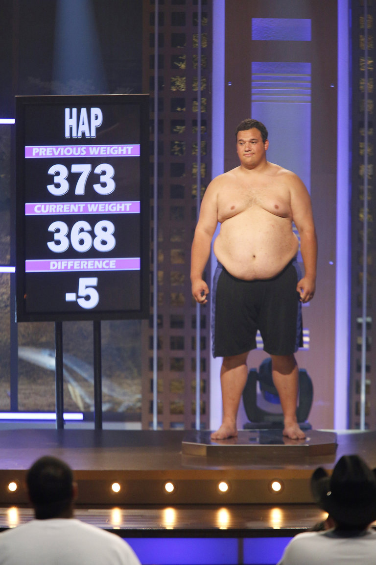 Episode 1503 Weigh-in Results