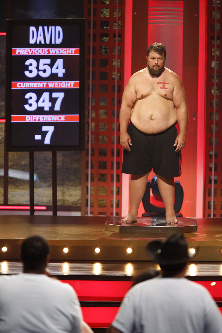 Episode 1504 Weigh-in Results