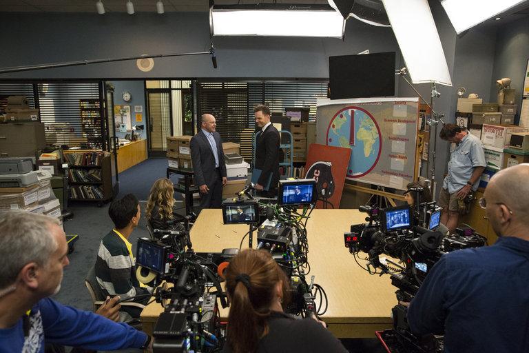 "COMMUNITY -- ""Repilot"" Episode 501 -- Pictured: -- (Photo by: Justin Lubin/NBC)"
