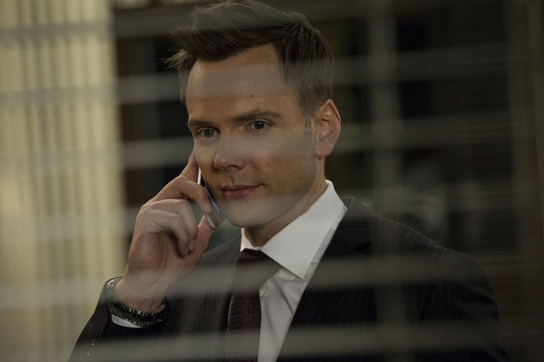 "COMMUNITY -- ""Repilot"" Episode 501 -- Pictured: Joel McHale as Jeff Winger"
