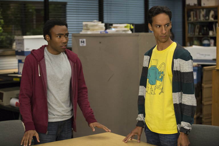 "COMMUNITY -- ""Repilot"" Episode 501 -- Pictured: -- (Photo by: Justin Lubin/NBC)"