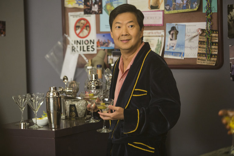 "Community -- ""Introduction to Teaching"" -- Pictured: Ken Jeong as Chang"