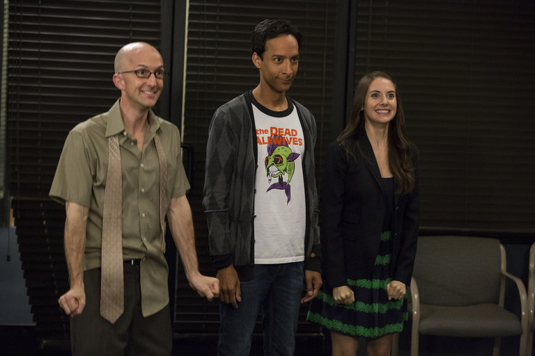 "COMMUNITY -- ""Basic Sandwich"" -- (Photo by: Justin Lubin/NBC)"