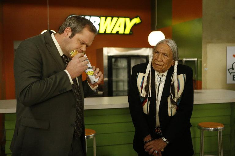 """COMMUNITY -- """"Basic Sandwich"""" -- (Photo by: Jordin Althaus/NBC)"""