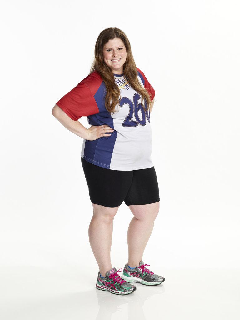 THE BIGGEST LOSER -- Season 15 -- Pictured: Rachel Frederickson
