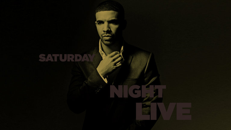 Drake hosts and performs on Saturday Night Live on January 18, 2014!
