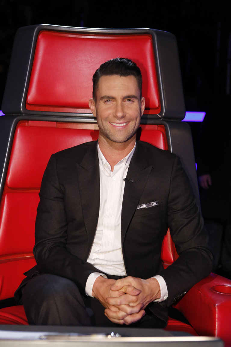 "THE VOICE -- ""Live Finale"" Episode 519B -- Pictured: Adam Levine -- (Photo by: Trae Patton/NBC)"